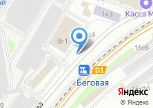 Компания «Домостроительный комбинат №1» на карте