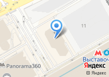 Компания «Меркурий Сити Тауэр - бизнес центр» на карте