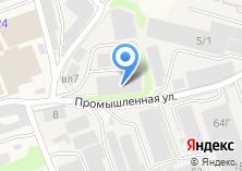 Компания «Вика-Двина» на карте