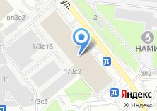 Компания «Albert & Shtein мебельная компания» на карте
