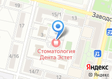 Компания «Максимус-СБ» на карте