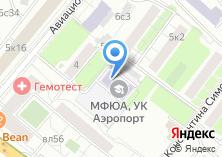 Компания «МАСИ» на карте