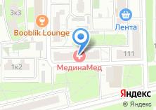Компания «М-Вита» на карте