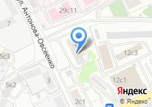 Компания «На Красной Пресне» на карте