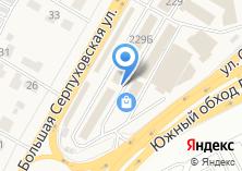 Компания «Строймет» на карте