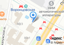 Компания «Главное архивное Управление г. Москвы» на карте