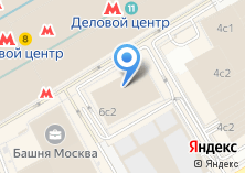 Компания «Vizeum» на карте