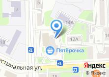 Компания «ВЕСА» на карте