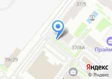 Компания «Автосервис на Ленинградском проспекте» на карте