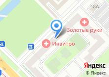 Компания «Дьячков и Партнеры» на карте