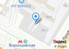 Компания «Нотариус Клочкова Е.В» на карте