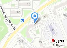 Компания «Магазин пряжи и товаров для рукоделия на Южнобутовской» на карте