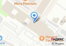 Компания «Экомойка» на карте