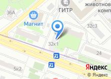 Компания «КредИншур» на карте