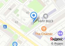 Компания «ЭнергоМонтажПроект» на карте
