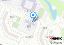 Компания «Ясенево» на карте