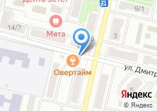 Компания «Тамара» на карте