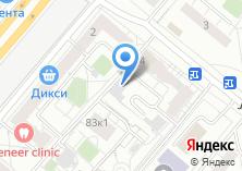Компания «Moscow Auto Spa» на карте