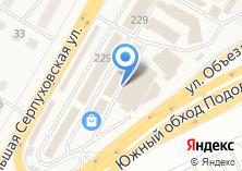 Компания «Елисаветинский» на карте