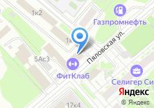 Компания «Ony Sport» на карте
