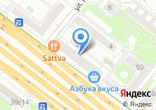 Компания «Baon» на карте