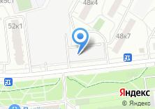 Компания «Роникс» на карте