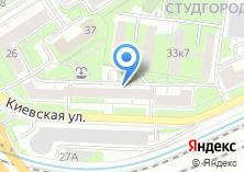 Компания «Клинико-диагностический центр №4» на карте