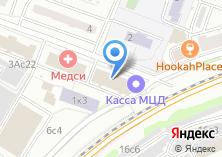 Компания «БизнесТехПроект» на карте