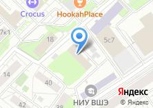 Компания «Экскомм» на карте