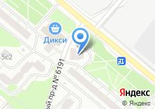 Компания «ИЛАТАН» на карте