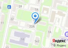 Компания «Студия танцев Кирилла Федоренко» на карте