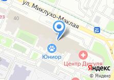 Компания «Всё своё» на карте