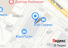 Компания «CayService» на карте