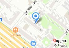 Компания «Меховое ателье» на карте