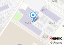Компания «Рокор» на карте
