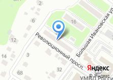 Компания «САЙМОН» на карте