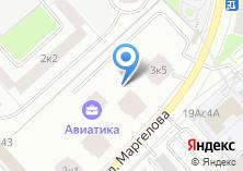 Компания «Респект Авто» на карте