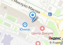 Компания «Tire Pros» на карте