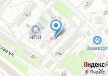 Компания «Детская поликлиника №19» на карте