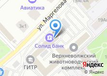 Компания «Московский берег» на карте