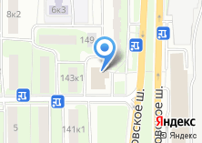 Компания «СтройМосКомплект» на карте