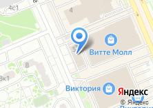 Компания «Префектура Троицкого и Новомосковского административных округов» на карте