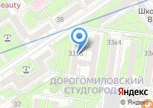 Компания «Медтехника ПРО» на карте