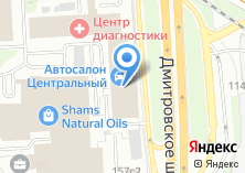 Компания «МОСКОВСКИЕ ЛЕСТНИЦЫ» на карте