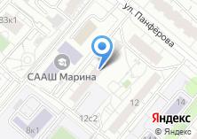 Компания «Гимназия №1536 с дошкольным отделением» на карте