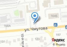 Компания «Сруб и Пиломатериалы» на карте