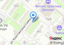 Компания «Коллективный строитель» на карте