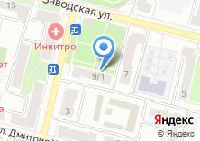 Компания «Моя семья» на карте