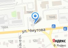 Компания «Оптовая база пиломатериалов» на карте