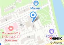 Компания «Детская библиотека №25» на карте